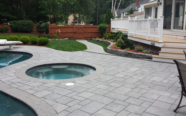 Hardscape services NH