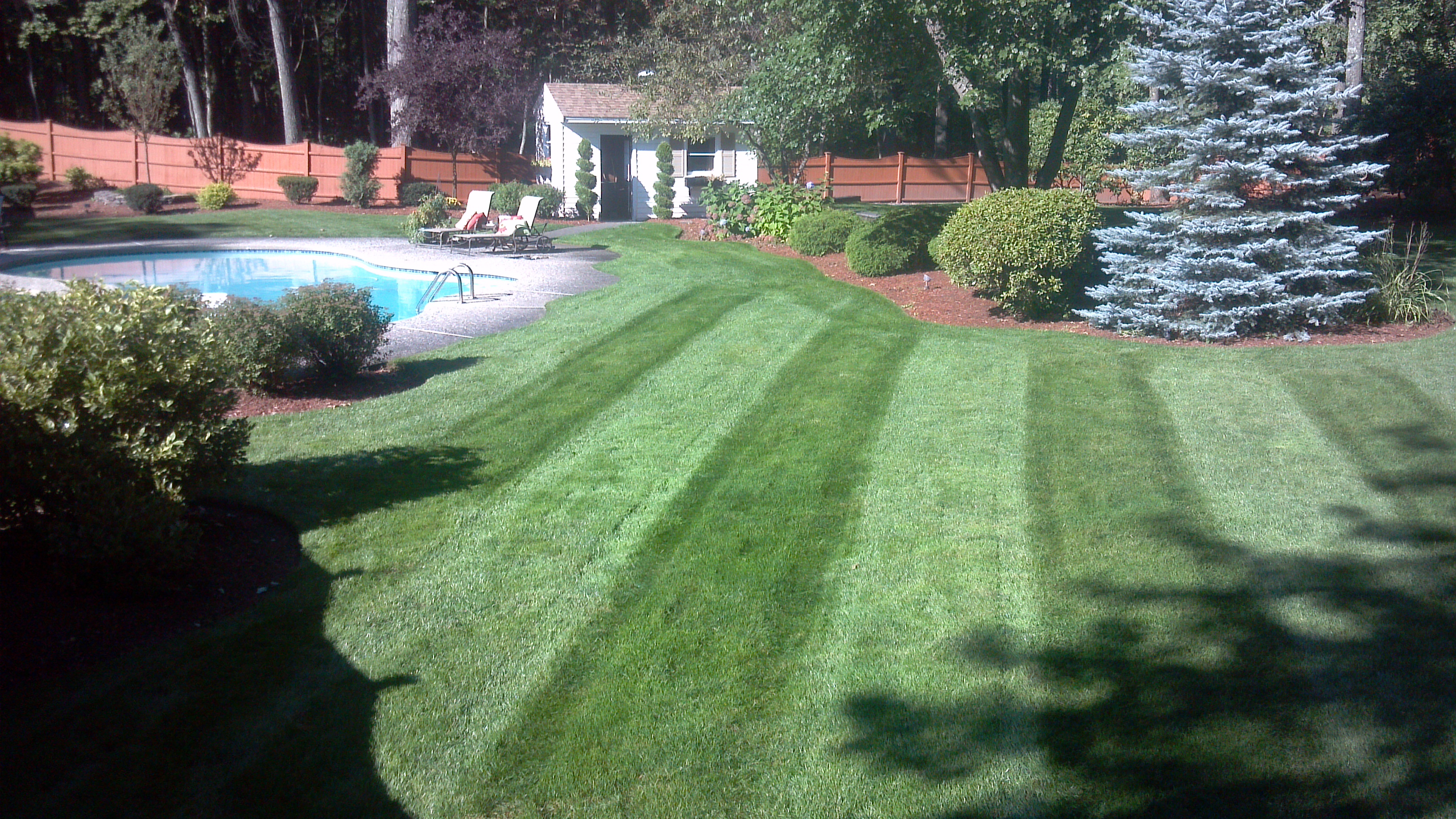 Concord nh landscape company for Garden lawn maintenance