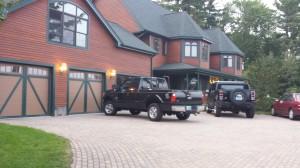driveway installation new hampshire